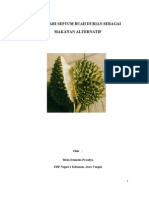 Makalah Selai Kulit Durian (Berin)