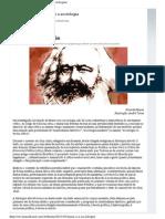 ART_Marx e a Sociologia_ Rev CULT Dossie