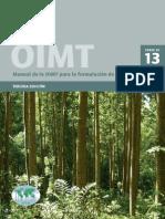 Manual de proyectos ITTO - Tercera edición 2009