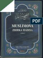 Muslimova Zbirka Hadisa Knjiga 1