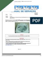 MANUAL DE SERVIÇOS LAVADORA DE ROUPAS ELETROMECÂNICA 5KG SUPER JATO - MARCA CONSUL