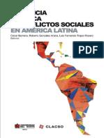 Violencia Politica y conflictos sociales en america latina.pdf