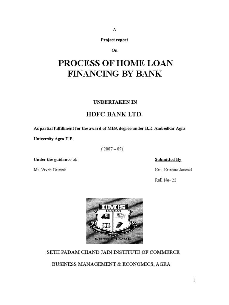 HDFC Bank Project | Sampling (Statistics) | Behavior