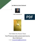 Stuart Goldsmith - The Midas Method