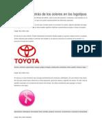 Psicología detrás de los colores en los logotipos
