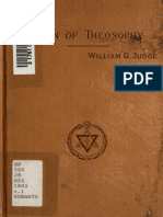 William Q. Judge - The Ocean of Theosophy