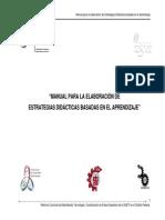 SECUENCIAS DIDACTICAS manualdeestrategiasdidacticas