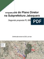 Impactos Do Plano Diretor No Jabaquaraal