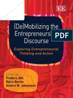 (de)Mobilizing the Entrepreneurship Discourse