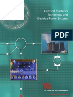 Electrical Machines and Power Systems
