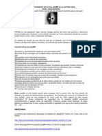 Instalación de un foro phpBB en un servidor local