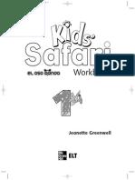 106234662 Kid s Safari Workbook 1 JPR504