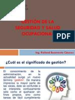 04 Gestion de La Seguridad y Salud Ocupacional
