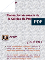APQP_PlaneaciónAvanzadaCalidadProducto