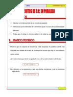 CIRCUITOS DE CC EN PARALELO
