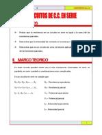 CIRCUITOS DE CC EN SERIE