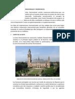 Organizaciones Internacionales y Democracia