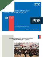 Instalaciones Provisorias Fondas