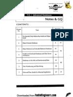 Advanced Databases (T.E) Vidyalankar