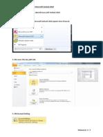 Arkib Emel Ke Microsoft Outlook2010