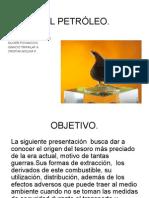 EL PETROLEO-CRUDO