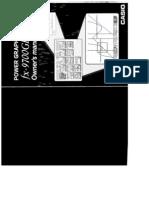 Manual Calculadora Fx 9700 GE