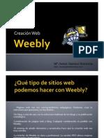 Creacion Web Con Weebly