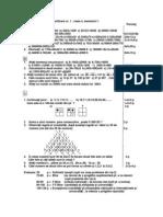 Matematica Clasa 4
