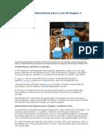 IPT apresenta alternativas para o uso de bagaço e palha da cana