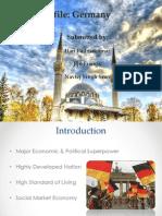 Country Profile Presentation