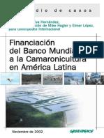 Financiaci n Del Banco Mundial
