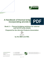 Book 2 — Thermal bridging solutions for external