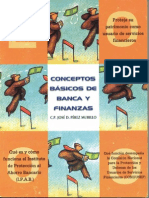 Conceptos Basicos de Banca y Finanzas