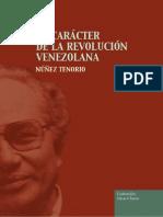 El-Carácter-de-la-Revolución-Venezolana