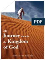 My Journey Towards the Kingdom of God