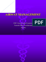 Airway Management ACLS Des 2004