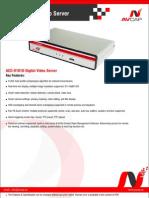 ACD-0101D Digital Video Server