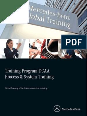 daimler process_and_System_Trainings | Logistics | Sales