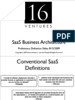 Saas Business Architecture