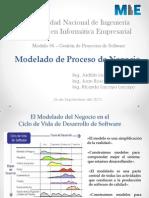 Presentacion de BPM y Minería de Procesos - 26Sep13