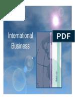 Finacial Mgt & Intl Business