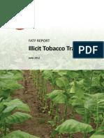 Illicit Tobacco Trade