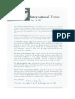 international times june 2005