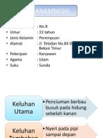 Case Report Sinusitis(2)