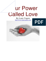 Your Power called Love