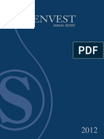 SenVest Annual Report 2012