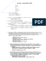 exercitii comenzi DDL si DML.doc