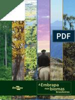 A EMBRAPA Nos Biomas Brasileiros Laminas-biomas