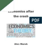 Economics After the Crash