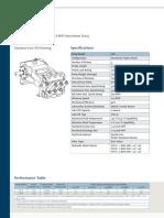 Piston Pump L06 FMC